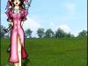Aeris In The Field